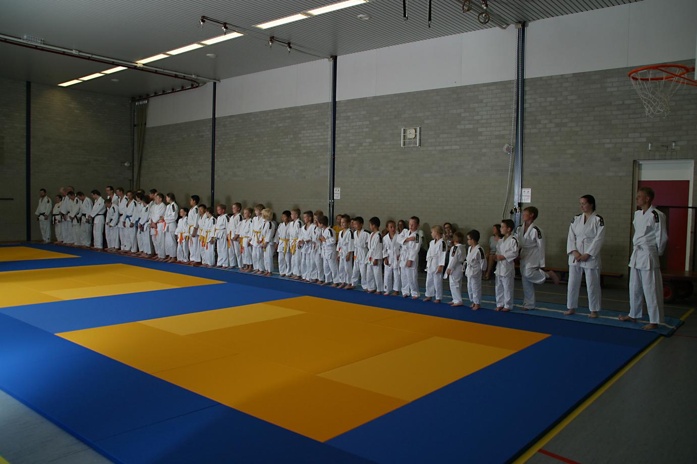 Judo voor jong en oud!